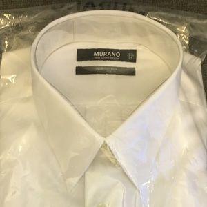 Murano 16.5 34. Liquid Cotton XLA long sleeve